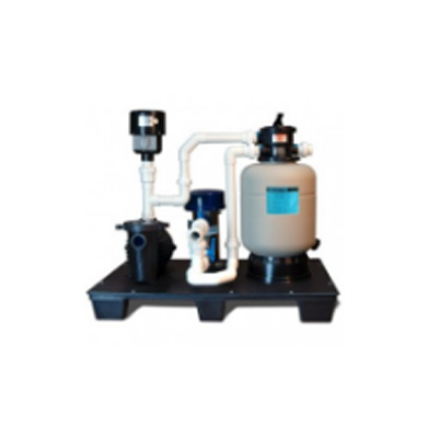 Complete Swimming Pool Filtration System