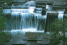 Fountains & Jacuzzi / waterfalls